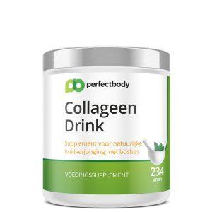 Perfectbody Collageen Hydrolysaat Poeder (drankje) Met Vitamine C - 234 Gram