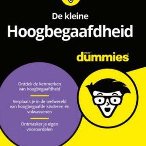 Janet van Horssen Sollie Voor Dummies De kleine Hoogbegaafdheid voor Dummies