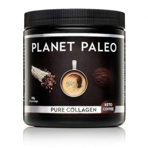 Planet Paleo - Keto Koffie (Pure Collageen)