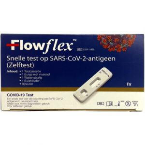 Acon Flowflex Corona Zelftest Sars-cov-2 Antigen Rapid Test (1st)